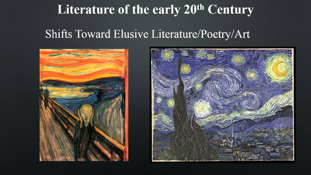 the 20th century literature Modernist literature and art have been dominated by a disinterest in mere empirical and social reality and a discontent with habitualized perception and the world-view of convention, reason.