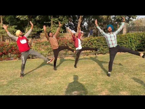 Adha Pind || Gurj Sidhu (official video) || Ripple Music || Bhangra cover (2018)