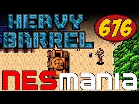 676/714 Heavy Barrel - NESMania