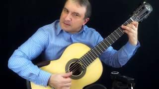 Приключения принца Флоризеля. Главная тема на гитаре