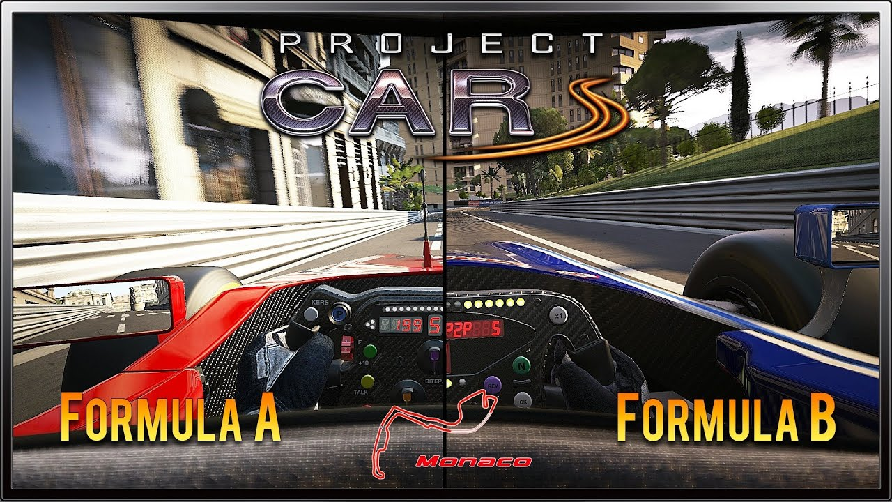 Circuit De Monaco Project Cars