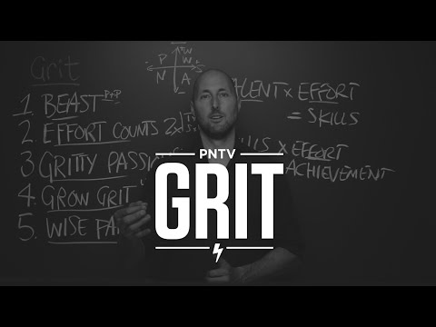 PNTV: Grit by Angela Duckworth