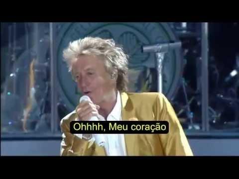 Rod Stewart - I Don't Want To Talk About It - Legendado
