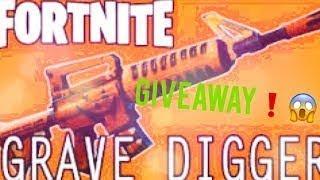 Fortnite Save The World l 106 GraveDigger Giveaway (Ended)
