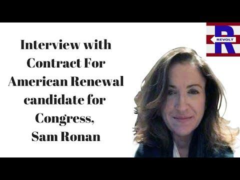 CFAR Republican for Congress, Sam Ronan
