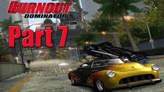 Burnout Dominator HD Playthorugh Part 7