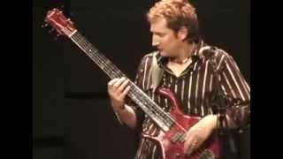 Jeff Schmidt Live Solo Bass (piccolo fretless)