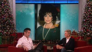 Colin Farrell's Relationship with Elizabeth Taylor on Ellen show