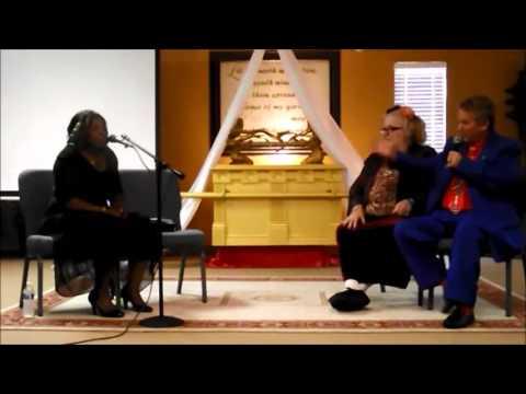 RADIO INTERVIEW PASTOR MAGGIE WITH BISHOP DAVID GOLDMAN