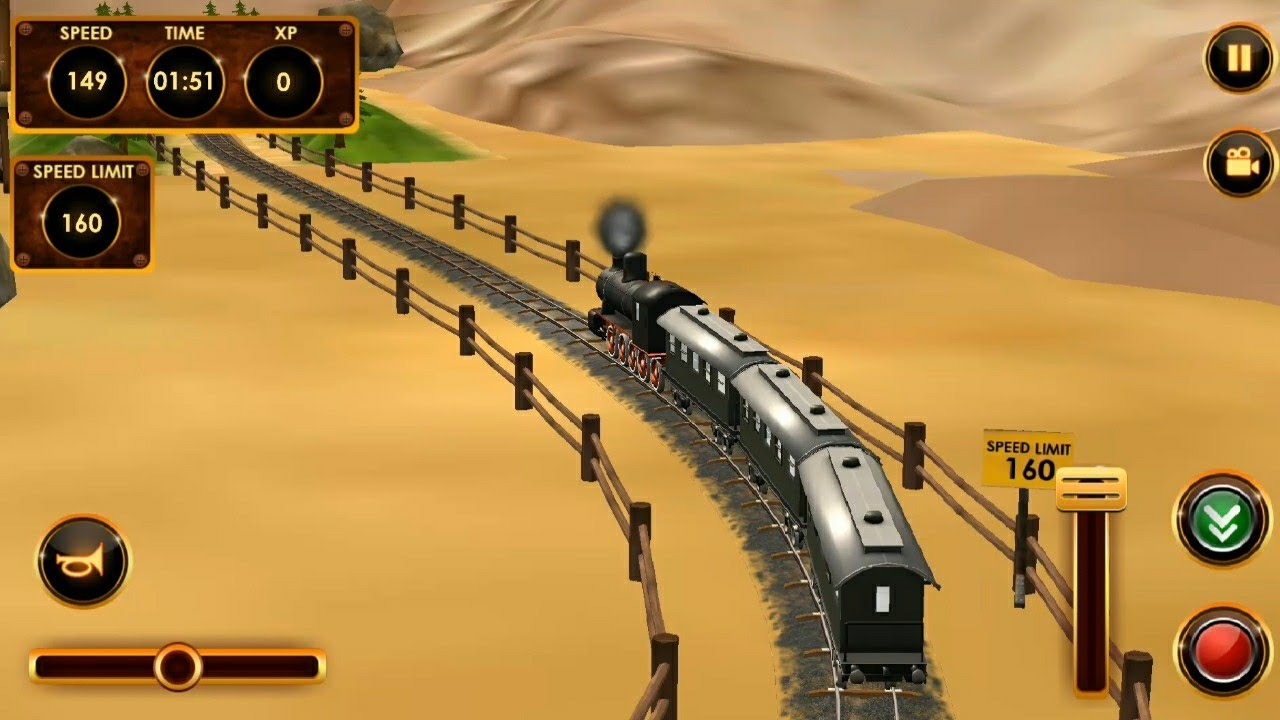 Train Simulator Best Free Train Games