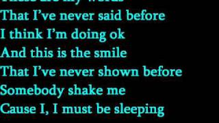Staind-So Far Away (Lyrics)