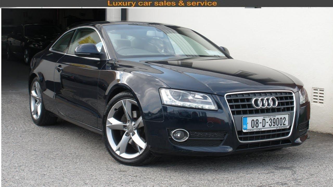 Kekurangan Audi A5 Coupe 2008 Review