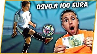 PIMPUJ PREKO 30 = OSVOJI 100 EURA!