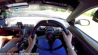 Nissan Silvia 180sx - POV Test Drive & Exhaust Sound!