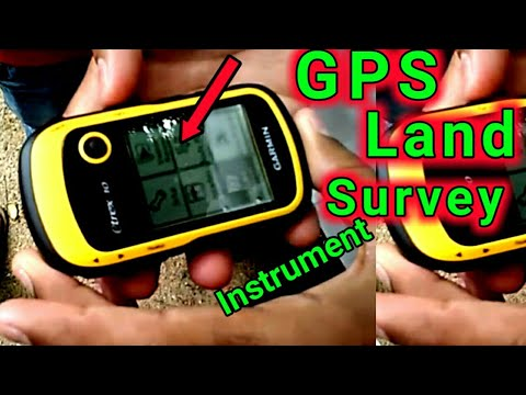 GPS Surveying | Hand GPS | GPS Survey Instrument |  GPS Land Survey