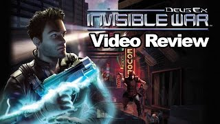 Deus Ex: Invisible War Review - The Worst Sequel Ever?