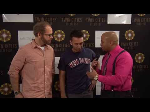 2014 TCFF Red Carpet Interview: Andrew Kightlinger And Adam Everson - Destroyer