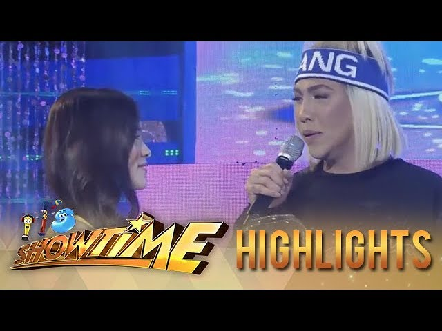 It's Showtime: Vice notices Ate Girl's new scent