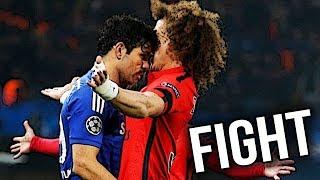 "Impactantes peleas entre ""Cracks"" ● UFC 👊🏻 Neymar, Sergio Ramos, Cavani - Parte 3"