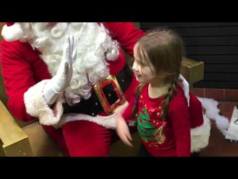 Our Silva Story - Day 182 - 12/17/16 - Zoo Miami - Holiday Lights Event With The Girls