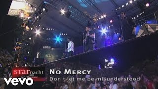 No Mercy - Don't Let Me Be Misunderstood (Starnacht am Wörthersee 10.08.2002) (VOD)