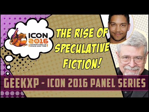 ICON 2016 - The Rise of Speculative Fiction