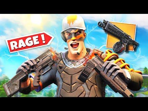 REWI RASTET MEGA AUS!  | Fortnite Battle Royale - (Only DRUM SHOTGUN Challenge)