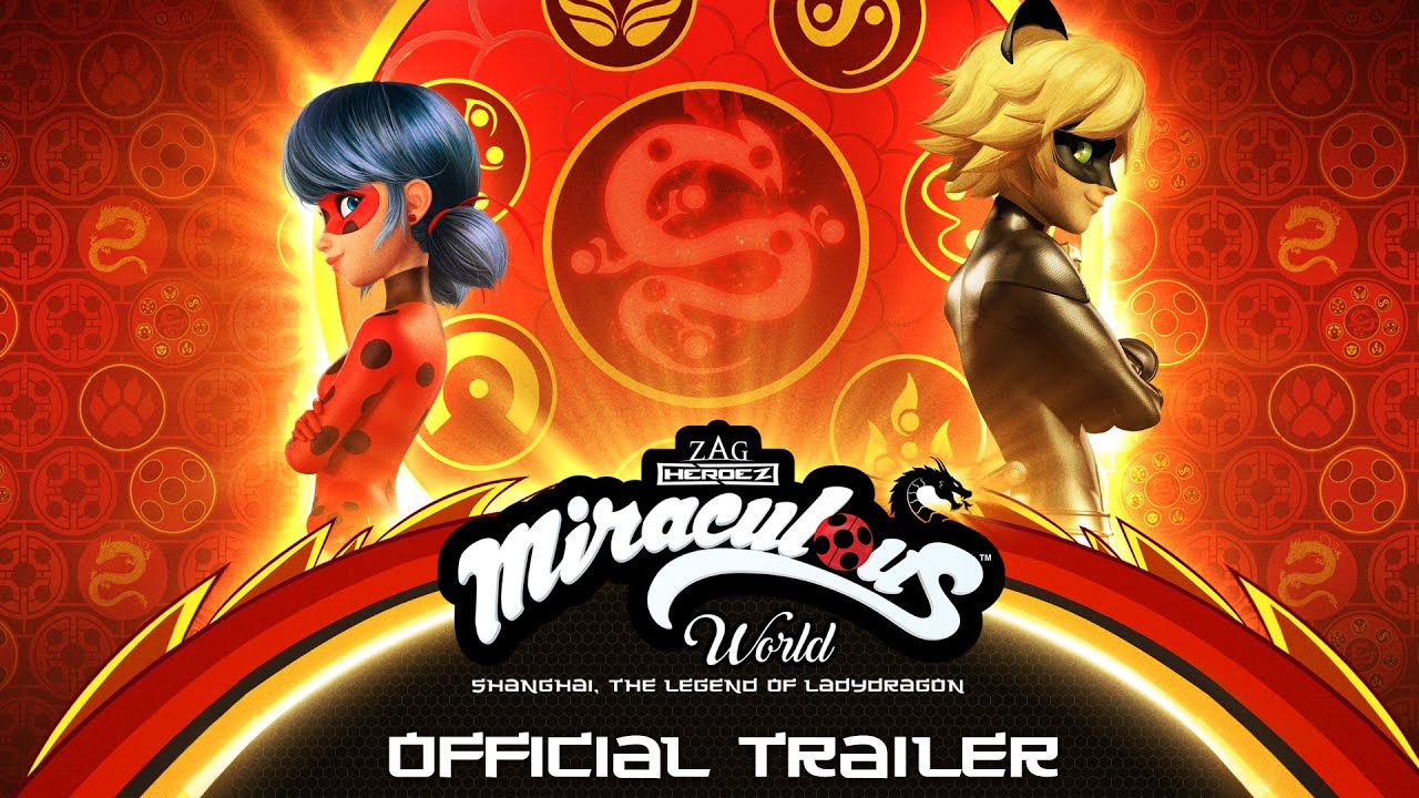 Download MIRACULOUS WORLD | ⭐ SHANGHAI - OFFICIAL TRAILER 🐲 | The Legend of Ladydragon