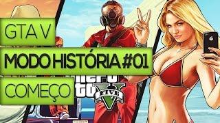 GTA V - Iniciando a história 1080p