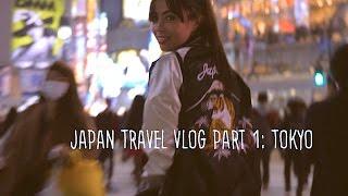 TRAVEL VLOG: TOKYO, JAPAN