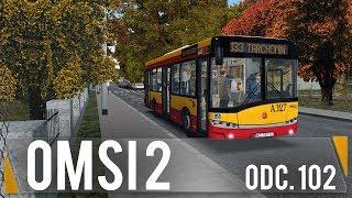 Warszawa, linia 133 (OMSI 2 #102)