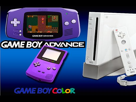 Game Boy Advance /  Color En Tu Nintendo  Wii - Emulador Boy Visual