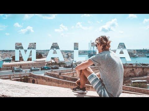 Malta // Travel Video // Zhiyun Crane