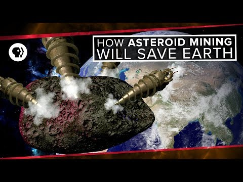 How Asteroid Mining Will Save Earth | Space Time
