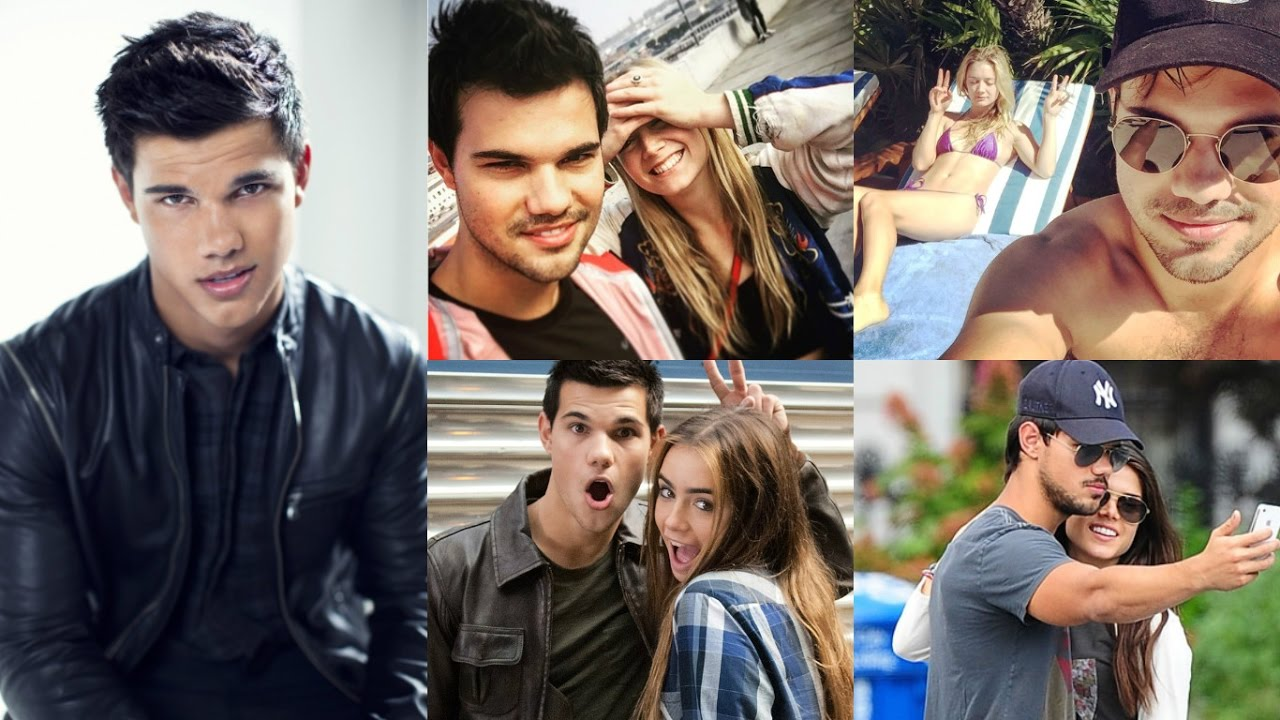 whos taylor lautner dating
