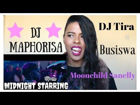 🇿🇦 DJ Maphorisa - Midnight Starring ft. DJ Tira, Busiswa, Moonchild Sanelly | REACTION