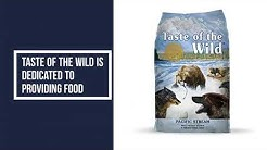 Taste of the Wild  Dry Dog Food, Pacific Stream.