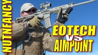 Aimpoint vs EOTECH: Game Changers [2009 post]