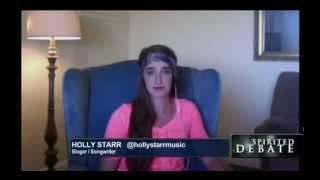 Holly Starr - Fox News LIVE Interview