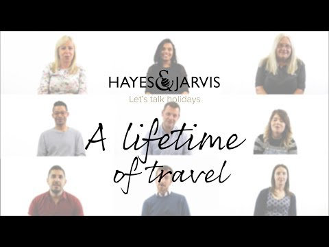A Lifetime of Travel