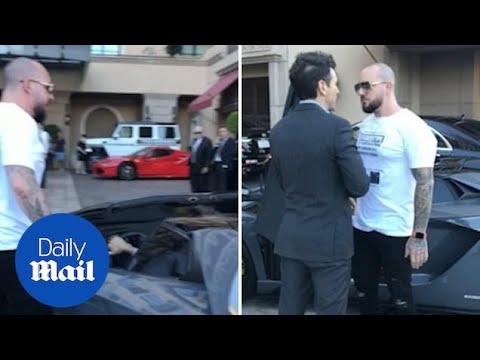 Owner Yells At Valet Driver Who Took Lamborghini For JOYRIDE