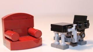"Bricktips: ""designing Lego Furniture"" Part 1"