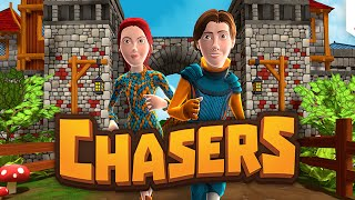 CHASERS | Running Through Medieval Towns! | iOS / Android Game (New Game #72)