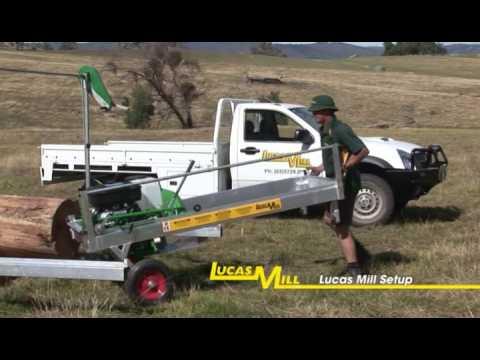 Lucas Mill Parts Australia