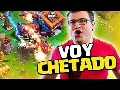 ME CHETO LAS TROPAS DE LA ALDEA NOCTURNA Y SOMOS IMPARABLES | Clash of Clans