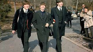 From me to you - The Beatles (LYRICS/LETRA) [Original]