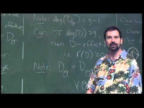 Tropical Geometry in the Tropics - Minicourse II - Baker 03