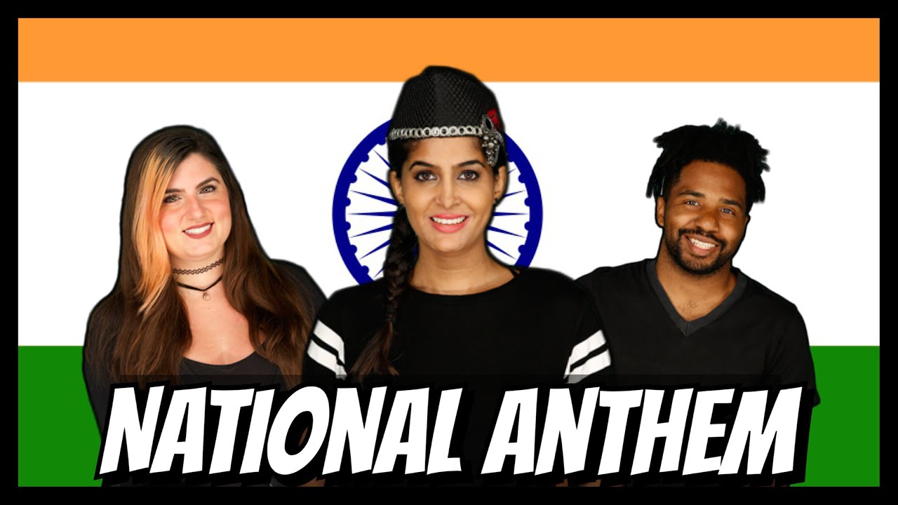 Americans Sing The Indian National Anthem For First Time Rickshawali