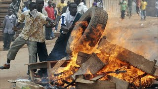 POST-ELECTION VIOLENCE; A NEW WAVE IN UGANDA