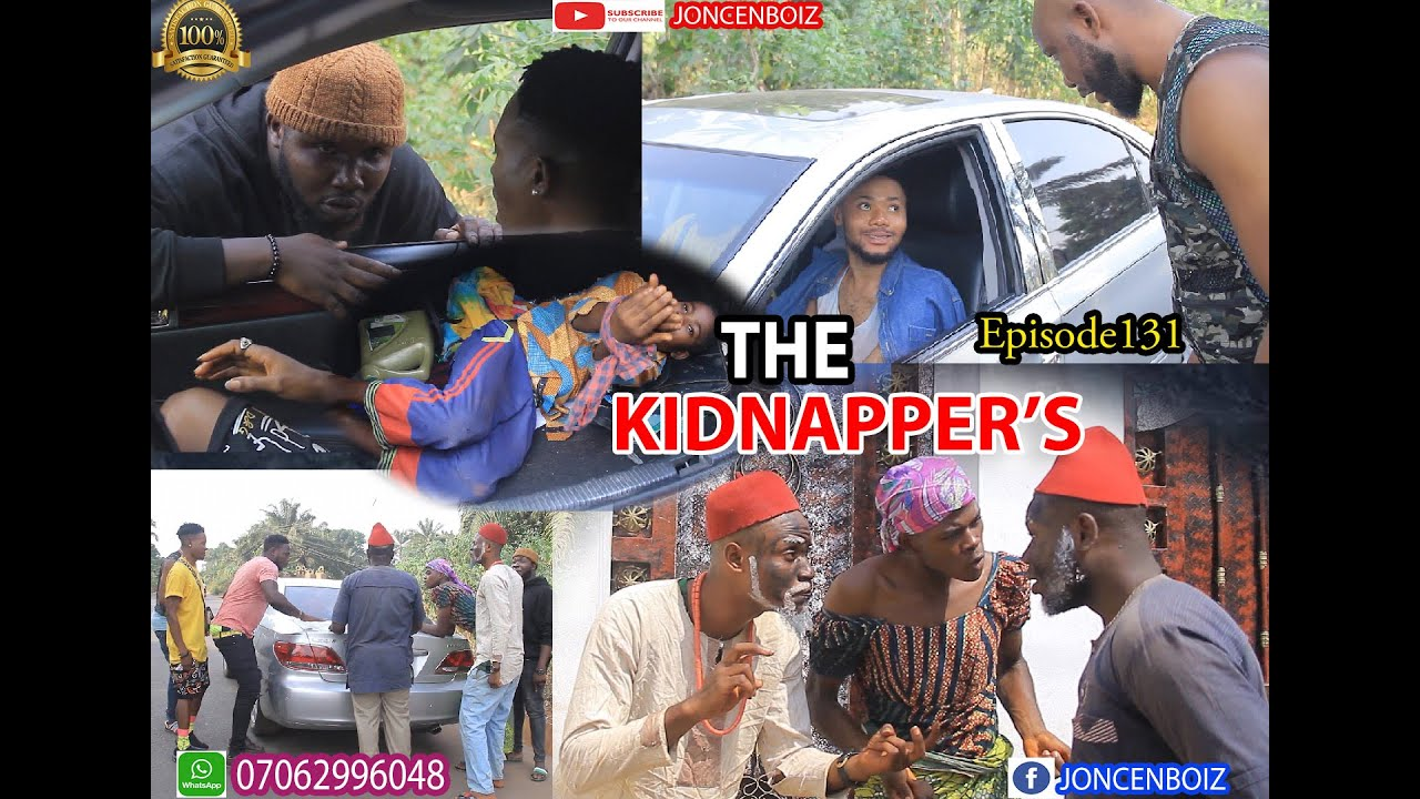 Download THE KIDNAPPER'S EPISODE131 LATEST NIGERIAN MOVIE 2021